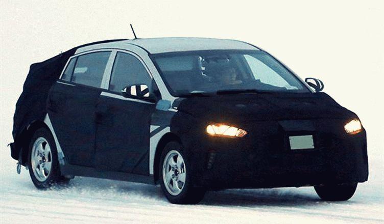 Hyundai hybrid