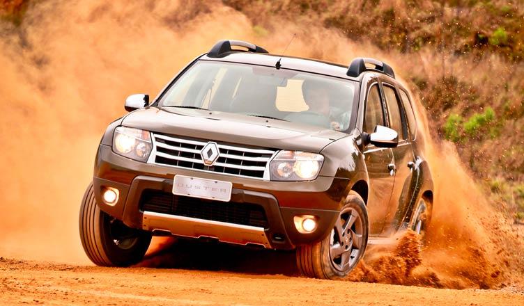 Бюджетный внедорожник Renault Duster