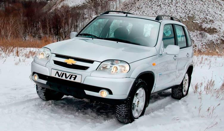 Бюджетный внедорожник Chevrolet Niva