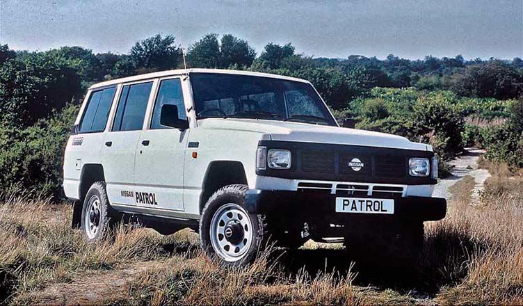 Nissan Patrol 160