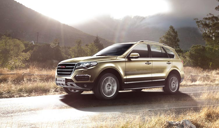 Haval H8: фото