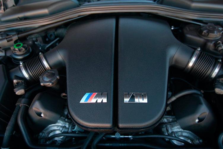Двигатель BMW M5 E60