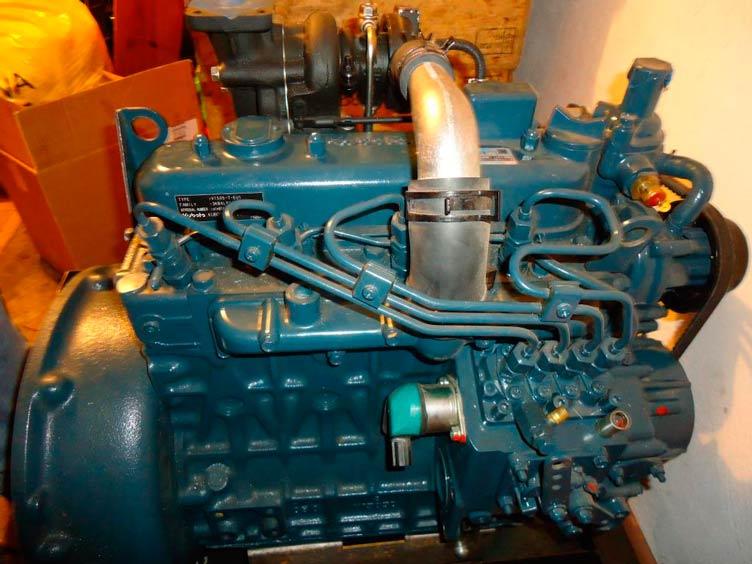 Двигатель Вездехода Хищник