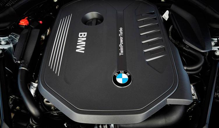 Двигатель BMW G30