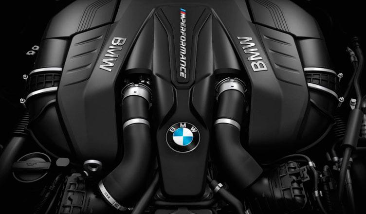 Мотор BMW M5 G30