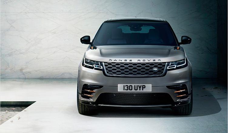 Range Rover Velar 2018 года