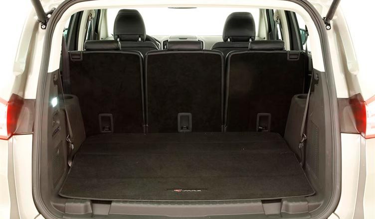 Форд С-Макс багажник
