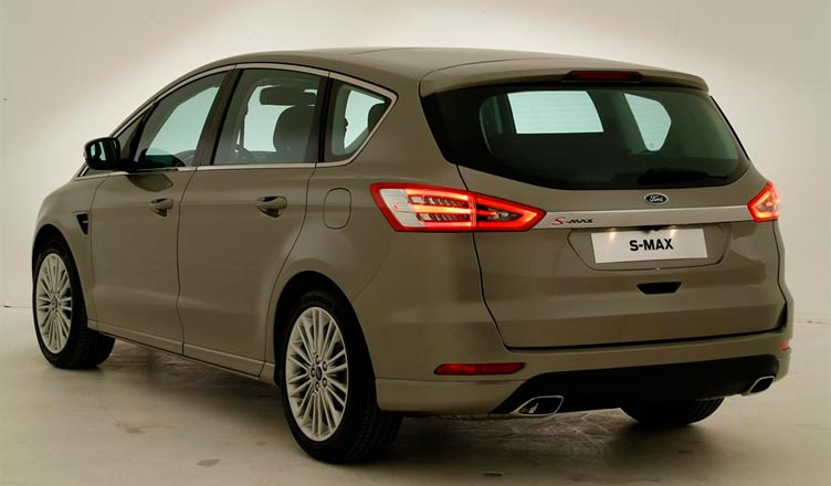 Ford S-Max 2015 фото
