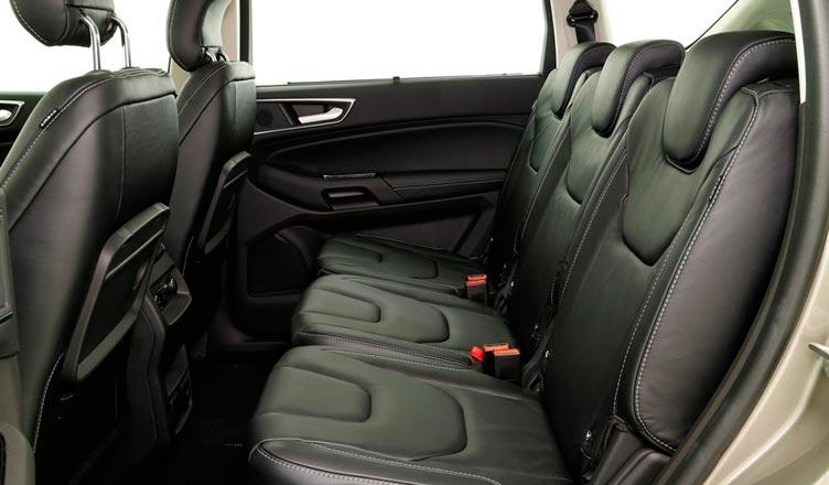 Форд С-Макс 2015 салон