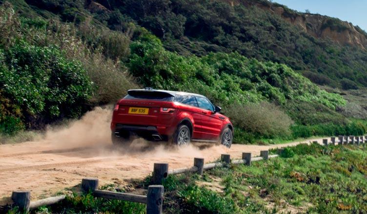 Range Rover Evoque 2016 цена
