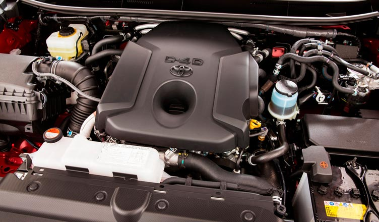 Тойота Прадо 2016 года мотор