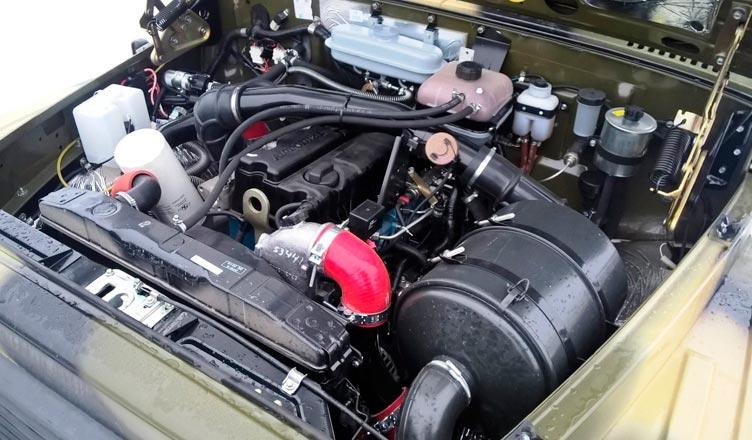 Двигатель Газ Вепрь