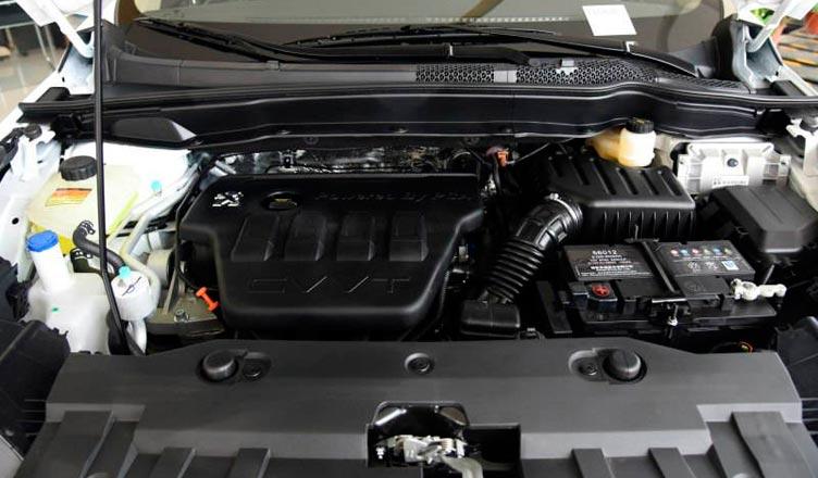 Двигатель Донг Фенг АХ7