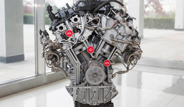 Двигатель Форд Раптор