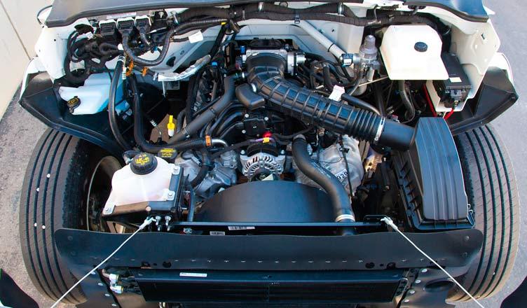 Двигатель Ford F650
