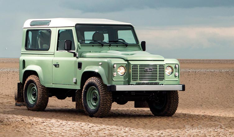 Мини джип Land Rover Defender