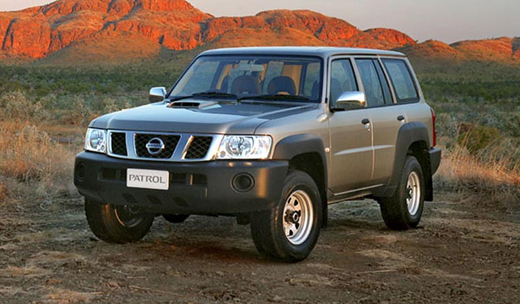 Nissan Patrol 2006