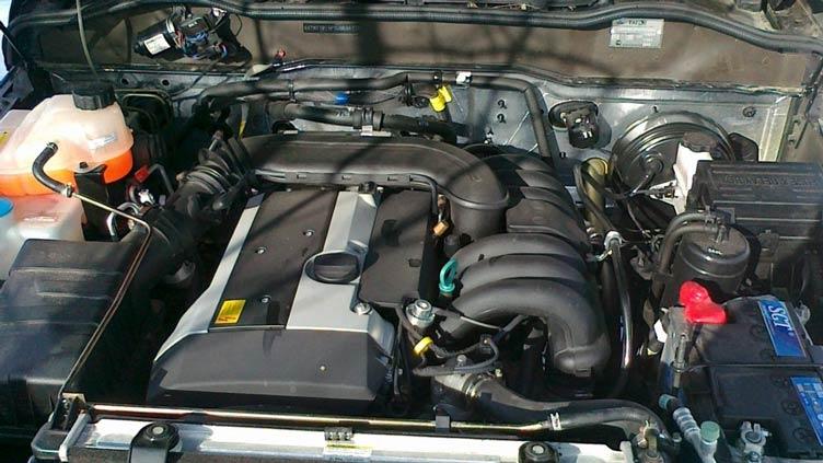 Двигатель Тагера